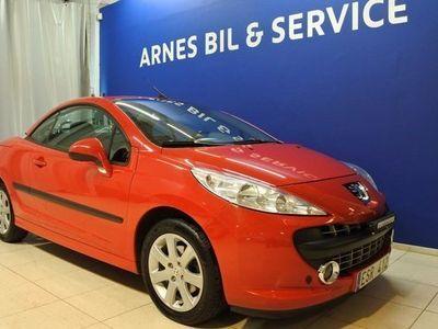 begagnad Peugeot 207 CC 1.6 VTi Sport 2008, Halvkombi 59 900 kr