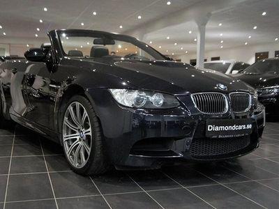 begagnad BMW M3 Cabriolet 420hk Drivelogic Topp skick