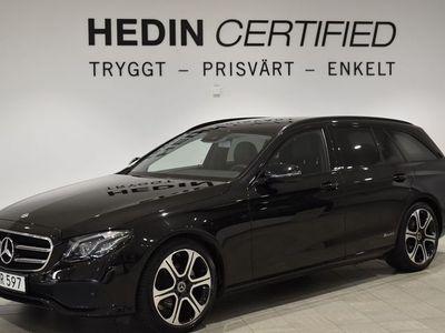 begagnad Mercedes E220 AVANTGARDE / Nybilsgaranti Certified