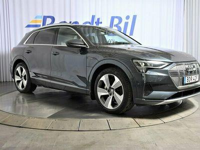 begagnad Audi E-Tron dealer