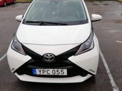 begagnad Toyota Aygo 5-dörrar 1.0 VVT-i Manuell, 69hk, -18