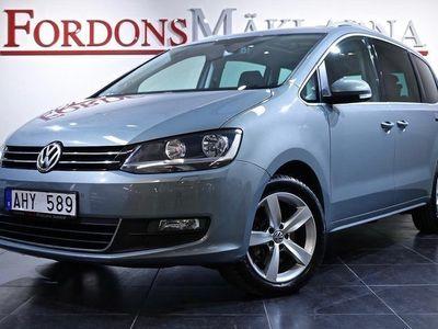 begagnad VW Sharan 1,4 TSI BLUEMOTION 7-SITS G -11