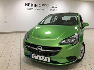 begagnad Opel Corsa ENJOY 1.4 90hk / Panorama -15