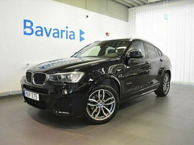begagnad BMW X4 xDrive 20d M Sport Nav Värmare Drag Taklucka