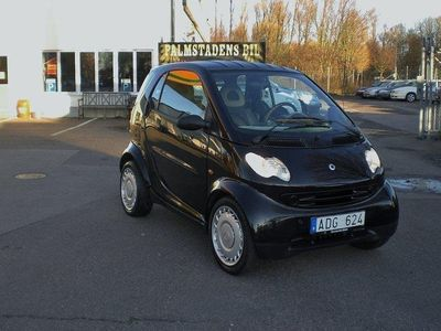 begagnad Smart ForTwo Coupé Semi-Automat 0.7 50hk