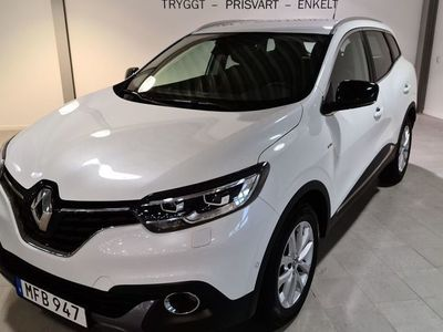 begagnad Renault Kadjar 1,5 dci BOSE-EDITION