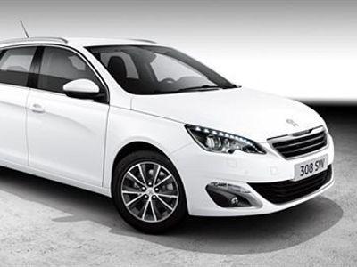 begagnad Peugeot 308 SW ALLURE BHDi 120 AUT BE