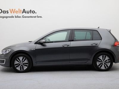 begagnad VW e-Golf E-Golf/Pluspaket/P-assist/Active info/Nav