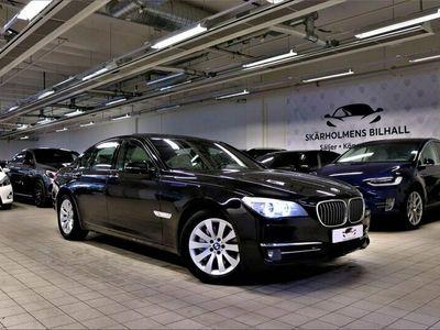begagnad BMW 740 activehybrid fullutro softclose 354hk svensk