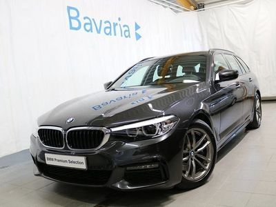begagnad BMW 530 i xDrive Touring M-Sport, Winter, Connected