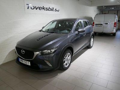 begagnad Mazda CX-3 2.0 SKYACTIV
