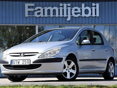 begagnad Peugeot 307 2.0 5dr (136hk) AC/Bes/XS//Sv-Såld