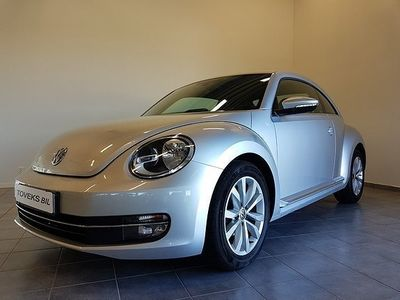 begagnad VW Beetle THE TSI 105
