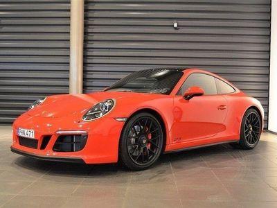 begagnad Porsche 911 Carrera 4 GTS