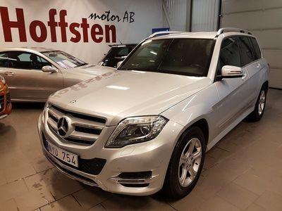 brugt Mercedes GLK220 170hk Toppskick!