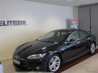 begagnad Tesla Model S 85 Panorama 3850mil Bör Ses!