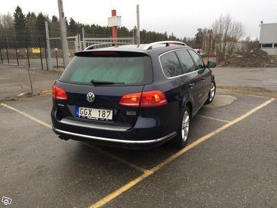 begagnad VW Passat TDI 140, 4M, dieselvärmare -14