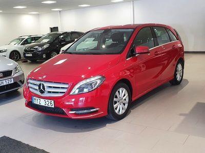 begagnad Mercedes B180 BE 122HK