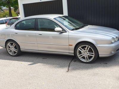 """begagnad Jaguar X-type 3.0 V6 4x4 """"EV BYTES"""""""