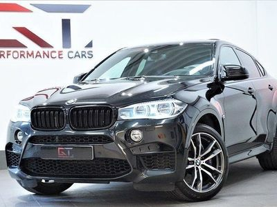 begagnad BMW X6 M HÖSTPRIS Eu6 575hk SE UTR
