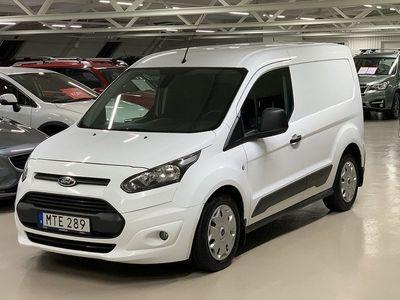 begagnad Ford Transit Connect DRAG & V-HJUL