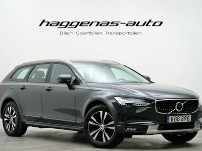 begagnad Volvo V90 CC Cross Country / D4 AWD / Momentum Advanced SE