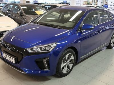 begagnad Hyundai Ioniq Electric Elmotor AT Limited Edition 2019, Sedan 299 000 kr