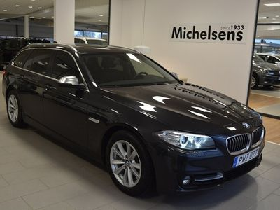 begagnad BMW 520 D Touring 190 HK