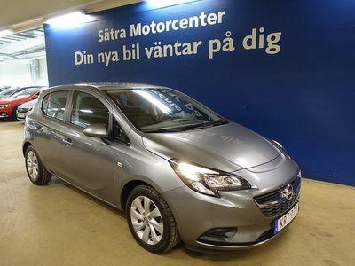 begagnad Opel Corsa 5-dörrar 1.4 Euro 6 2018, Halvkombi 89 900 kr