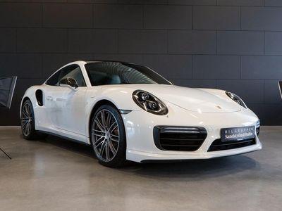begagnad Porsche 991 Turbo 540hk