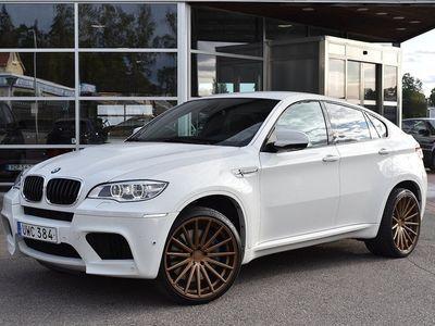 begagnad BMW X6 M 650HK WEBASTO VOSSEN FÄLGAR