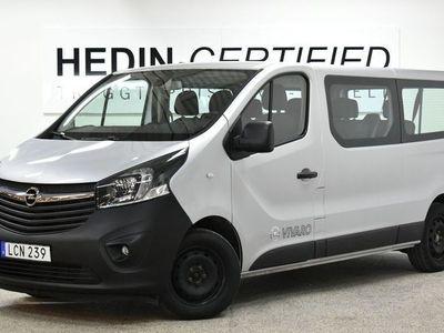 gebraucht Opel Vivaro 9-Sits L2H1 Combi 1,6 Biturbo 125hk