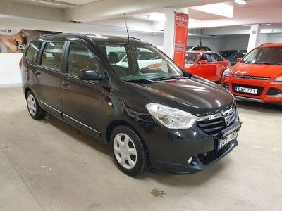 begagnad Dacia Lodgy 1.5 dCi 7-sits 107hk