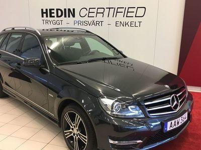 begagnad Mercedes C180 180 CGi Aut Business Edition, V-hjul
