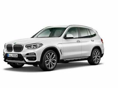 begagnad BMW X3 xDrive30e Navi Drag Adpt Farthållare Backkamera 2021, SUV Pris 609 800 kr