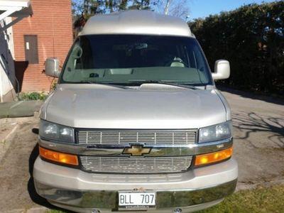 begagnad Chevrolet Express G1500 Conversion Van 5.3 V8