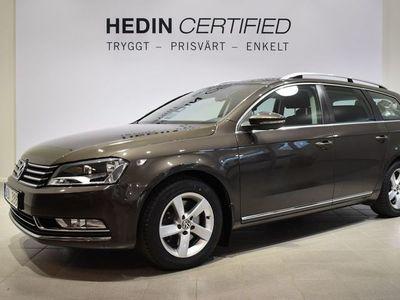 begagnad VW Passat VARIANT 1,4TSI 160 hk Automat - Drag
