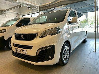 begagnad Peugeot Expert Traveller 2.0 BlueHDi 180 hk Aut, 9-sits