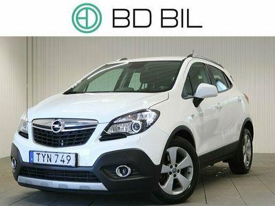 begagnad Opel Mokka 1.4 Turbo ECOTEC FINT SKICK PDC XENON RATTVÄRM 2016, SUV Pris 124 900 kr
