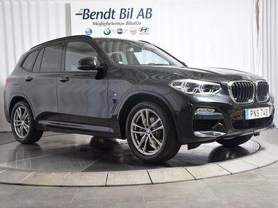 brugt BMW X3 xDrive20i/M Sport/HiFi