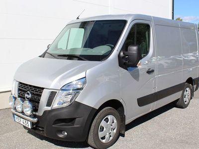 begagnad Nissan NV400 Drag, Motorvärmare, AC, 1 Ägare