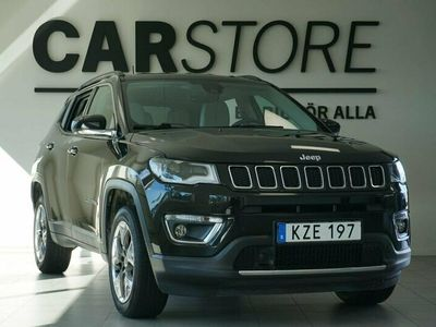 begagnad Jeep Compass Limited 4WD Aut