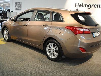 begagnad Hyundai i30 1.6 CRDI 110HK KOMBI COMFORT