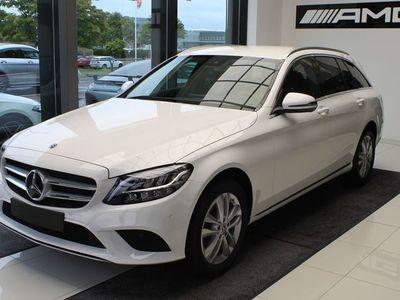brugt Mercedes C220 D 4MATIC KOMBI