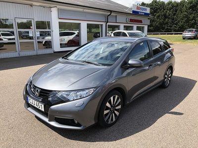 gebraucht Honda Civic Tourer 1,8 Lifestyle 7200 mil 1 ä -14