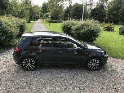 begagnad VW Golf 1,5 TSI DSG ACT