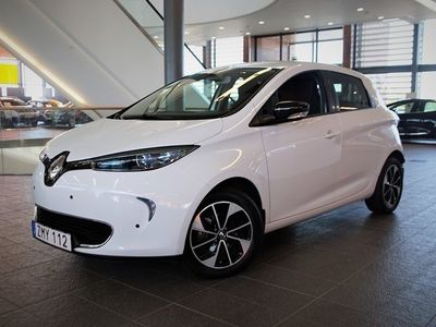 begagnad Renault Zoe R110 109 hk 41 kWh Intens batteriköp II