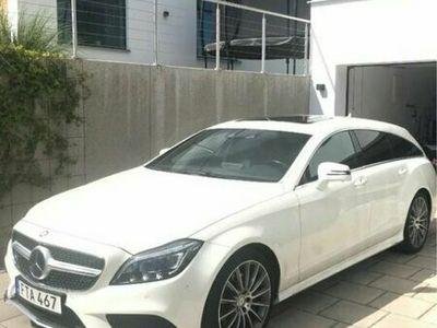 begagnad Mercedes CLS350 BLUETEC 4MATIC