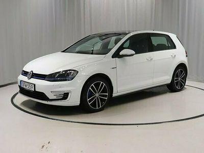 begagnad VW Golf GTE DSG Panoramatak Backkamera P-sensor 2017, Halvkombi Pris 219 900 kr