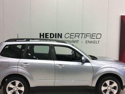begagnad Subaru Forester XS 2.0D 4WD. Dragkrok 2012, Kombi 119 900 kr